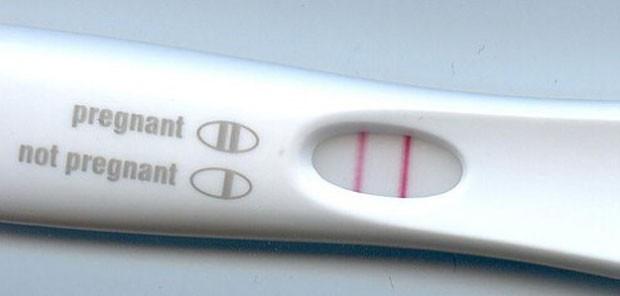 teste de gravidez (Foto: Reprodução)