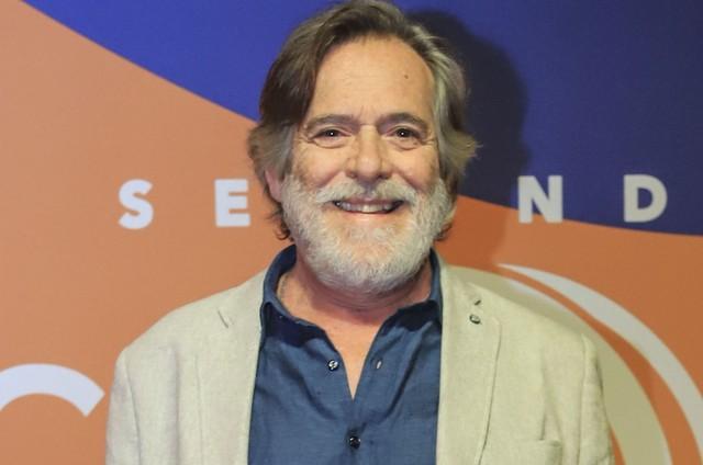 José de Abreu (Foto: Paulo Belote/TV Globo)