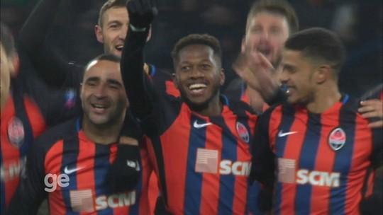 De Gea supera Willian e Fred e leva prêmio de destaque da semana na Champions
