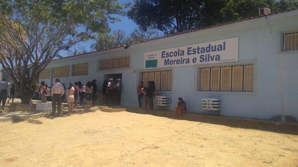 Segundo dia do Enem 2018 em Alagoas tem mais de 22 mil ausentes