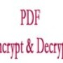 PDF Encrypt & Decrypt