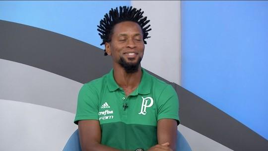 """Zé Roberto brinca após novo cargo no Palmeiras: """"Achei ia dormir até meio-dia"""""""