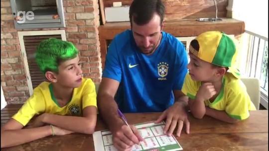 Bolão dos atletas: Rafaela Silva, Pepê, Ágatha e cia. dão palpites para a Copa