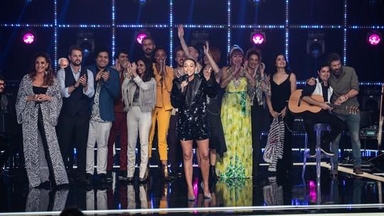 Elenco do 'Popstar' revela sensações do primeiro programa ao vivo