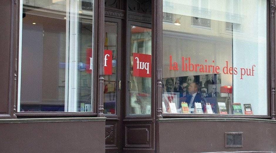 Librairie des Puf, em Paris (Foto: Reprodução/Facebook/La Librairie des puf)