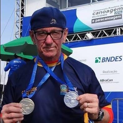 Homem de 66 anos morre após cair no Lago Paranoá, em Brasília, durante competição de canoagem