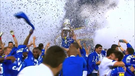 Um ano após título, Cruzeiro volta à Arena Corinthians para outra missão: pegar embalo e sair do Z-4