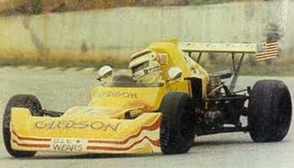 Nelson Piquet, de Super Vê, venceu a Cascavel de Ouro de 1976 — Foto: Reprodução