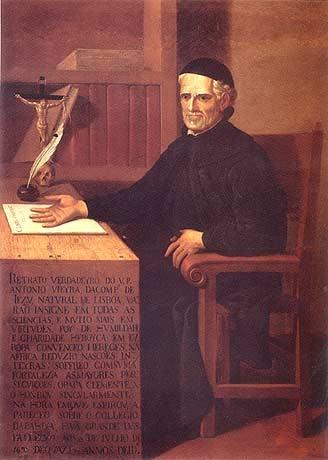 Padre Antônio Vieira (Foto: Wikimedia)