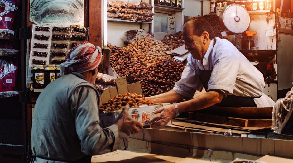 Vendendor, loja, lojista, pequeno, empreendedor, alimentação (Foto: Reprodução/Pexel)