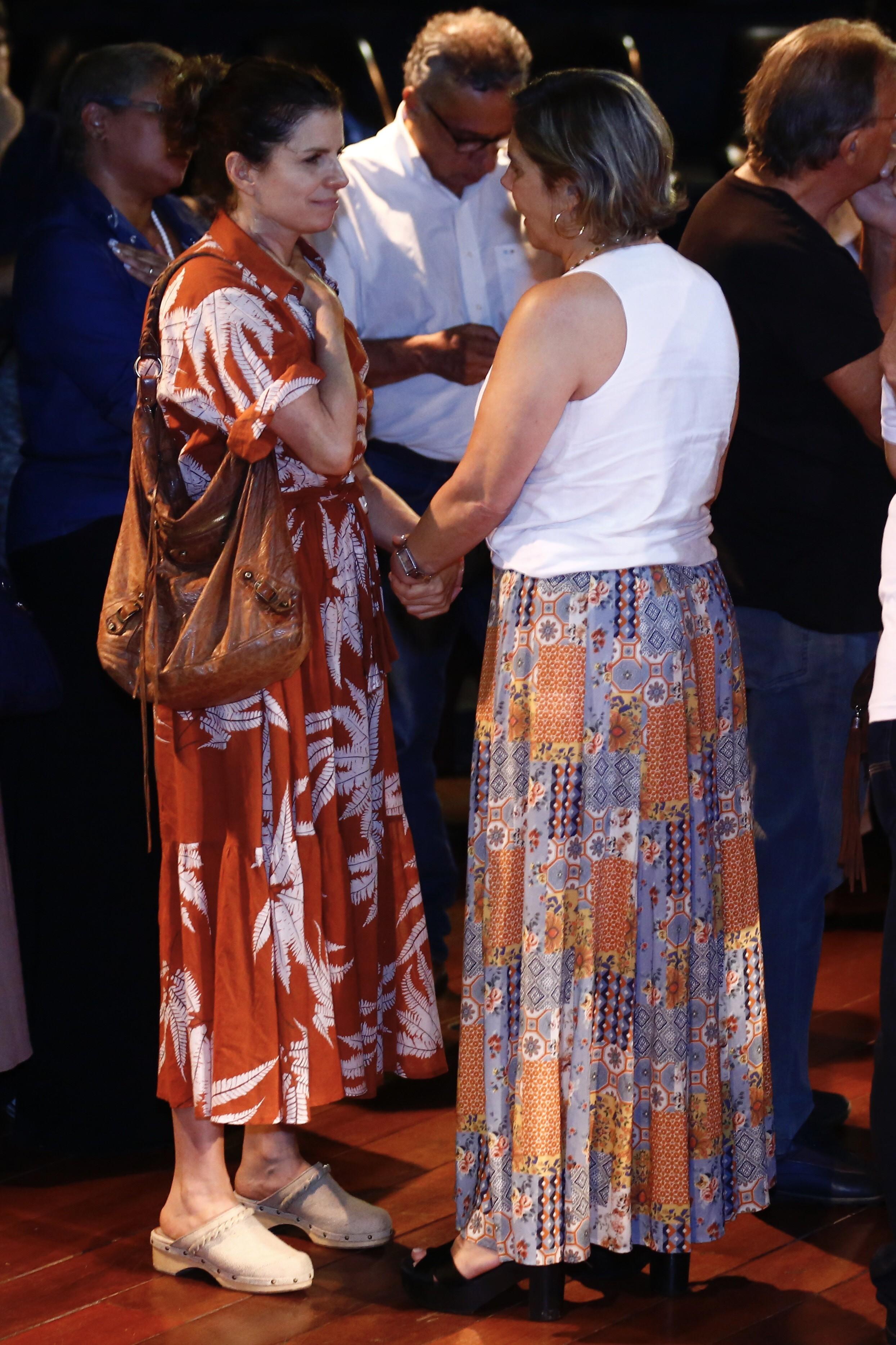Débora Bloch e Heloísa Périssé (Foto: ROBERTO FILHO / BRAZIL NEWS)