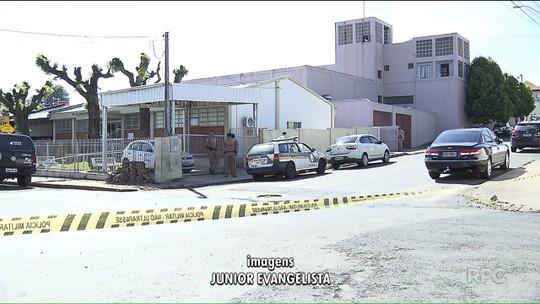 Mais de 30 presos fogem da cadeia pública de Santo Antônio da Platina