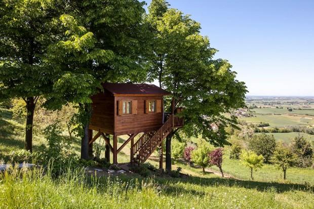 7 tiny houses para se hospedar ao redor do mundo (Foto: Divulgação)
