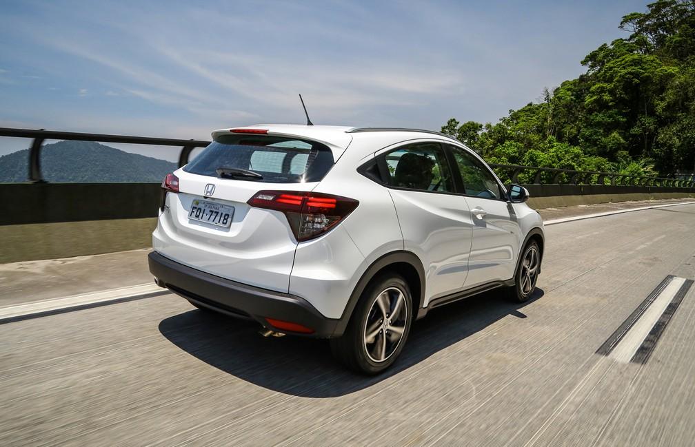 Honda HR-V 2019 — Foto: Divulgação