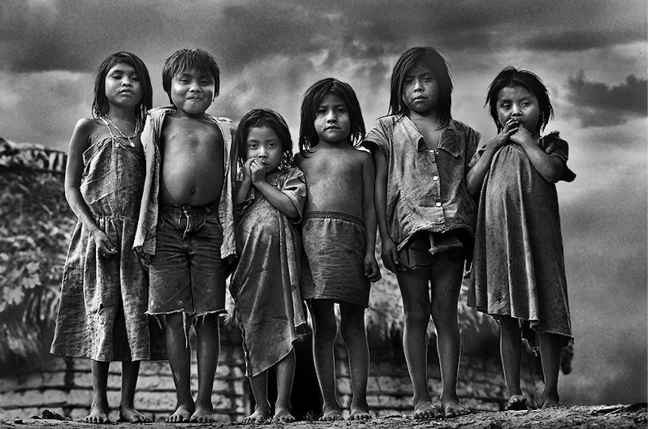 Fotógrafo Araquém Alcântara leva exposição 'Brasileiros' para Suzano - Noticias