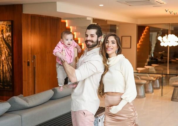 Romana Novais, Alok e Ravi (Foto: Reprodução/Instagram)