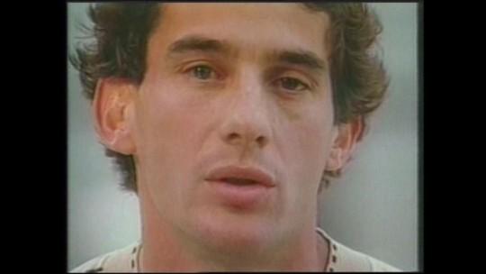 O Arquivo N relembra o ídolo Ayrton Senna