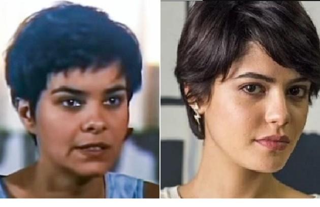 Luciene Adami viveu Guta na versão original de 'Pantanal'. Julia Dalavia vai assumir a personagem (Foto: Reprodução)
