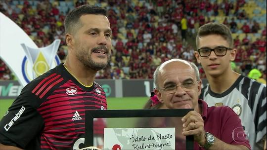 Gols e homenagens na segunda rodada do Brasileirão