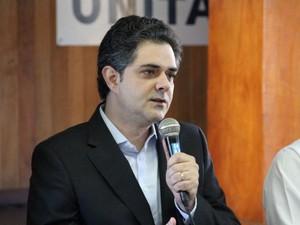 Ortiz Júnior (Foto: Carlos Santos/ G1)