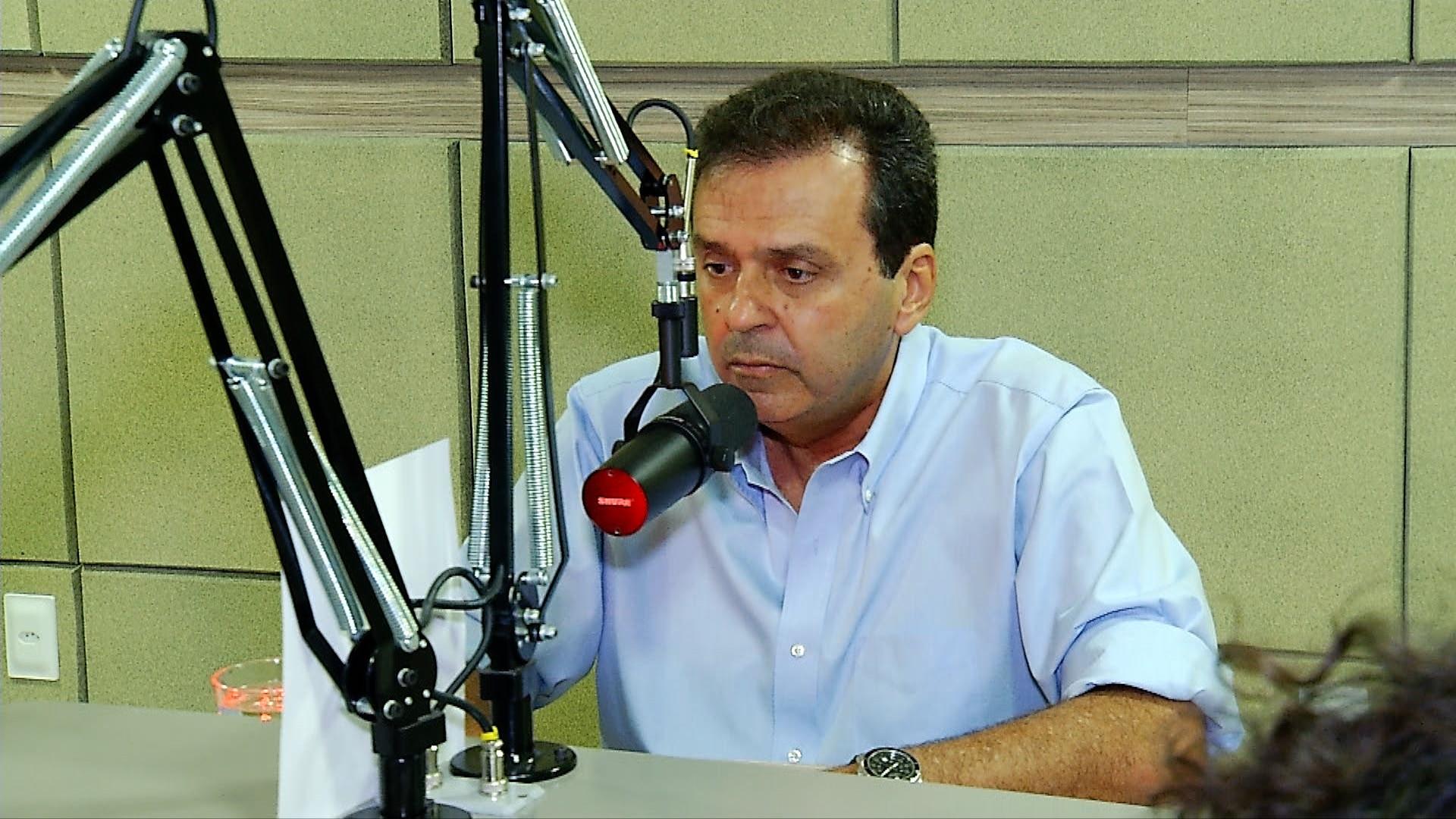 Carlos Eduardo (PDT) diz que transposição do São Francisco vai melhorar oferta de água no RN