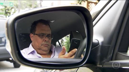 Começam a valer novas regras para motoristas de aplicativos em SP