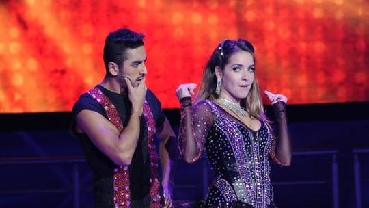 Monique Alfradique lembra dificuldade em ritmos mais lentos na 'Dança': 'Sou muito acelerada'