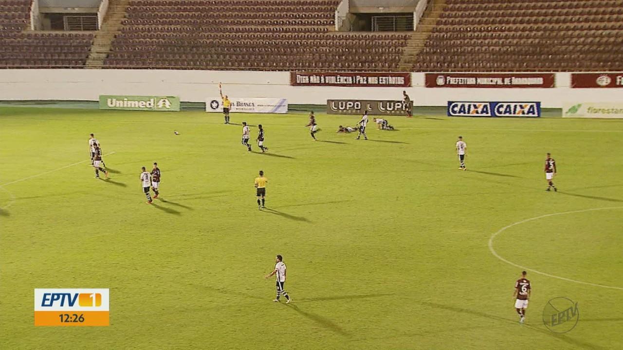 Ferroviária empata com o XV de Piracicaba pela Copa Paulista