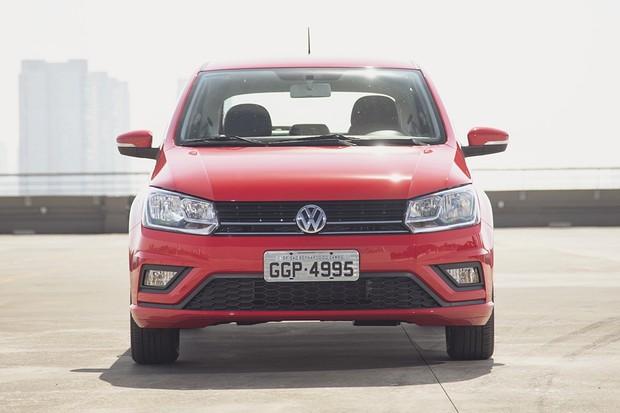 Volkswagen Gol 1.6 MSI Automático 2019 (Foto: Fabio Aro/Autoesporte)