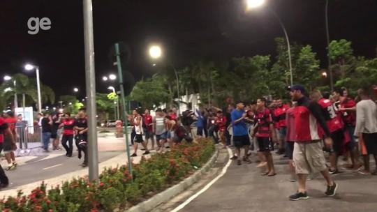 Em carta, Independiente denuncia Flamengo à Conmebol por incidentes