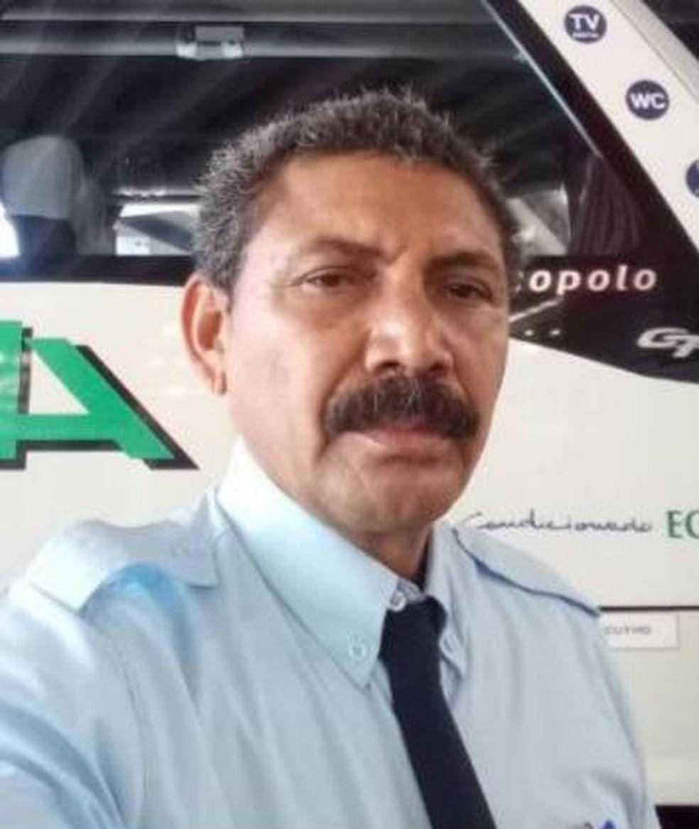 Agnaldo Souza de Arruda, 51 anos, morreu após acidente na BR-070 — Foto: Divulgação