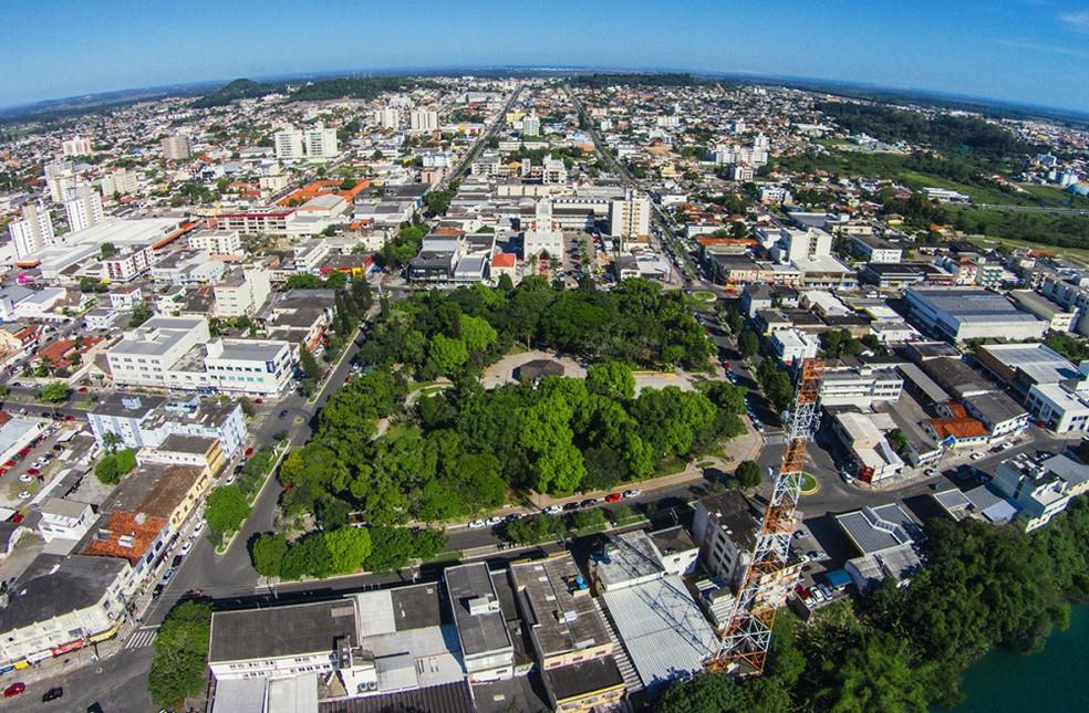 Caso ocorreu em Araranguá â?? Foto: Prefeitura de Araranguá/Divulgação