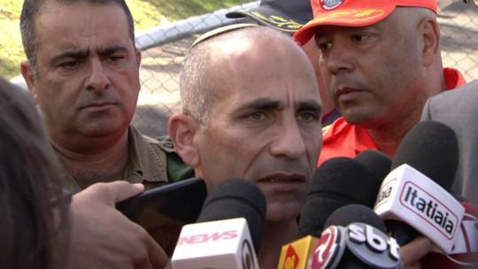 Tragédia em Brumadinho: israelenses vão atuar em área mais próxima da barragem