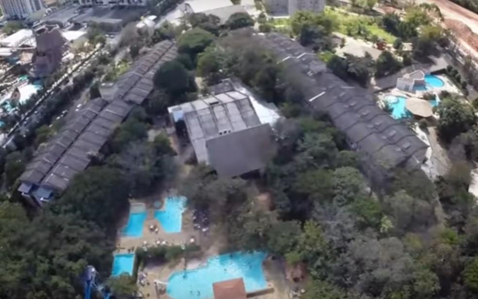 Financiamento para construção de complexo hoteleiro é discutido em processo movido por empresa de Magda Mofatto — Foto: Reprodução/Site oficial