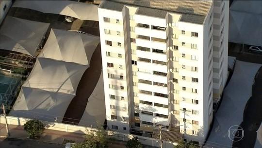 Queda de menina do 9º andar foi amortecida por telhado, diz perito