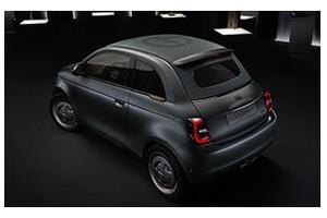 Novo Fiat 500 elétrico La Prima