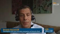 Políticos no Brasil parecem violinistas do Titanic, diz Giacomelli, do Deutsche