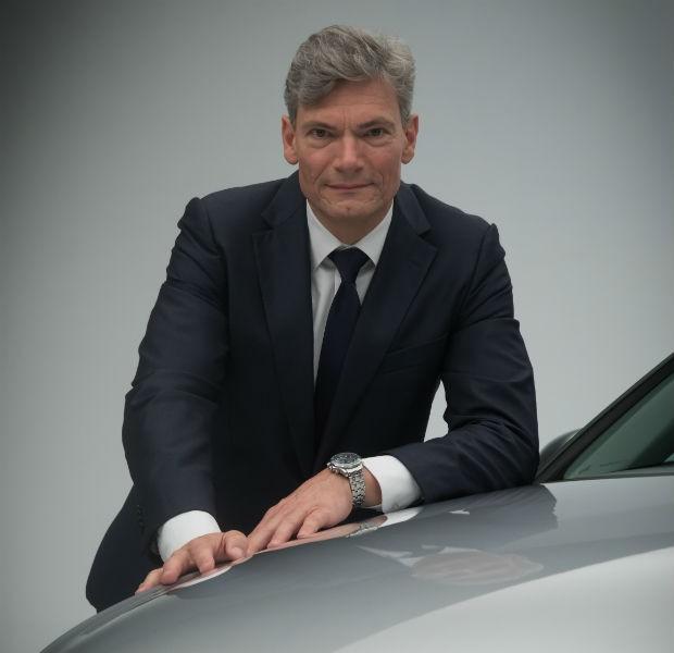 Johannes Roscheck preseidente da Audi no Brasil (Foto: Divulgação)