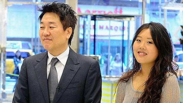 A filha mais velha de Do Wong, Linda, deve ser sua sucessora no negócio (Foto: Getty Images via BBC News Brasil)