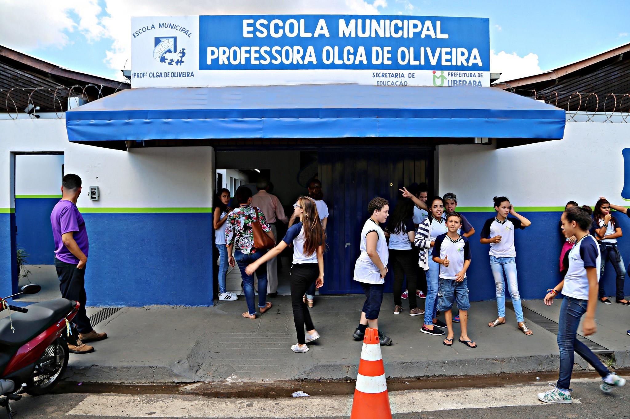 Ensino médio vai fazer parte da composição do sistema municipal de ensino de Uberaba