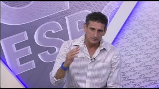 """Edil revela preferência por """"9"""" e critica presidente do Paysandu: """"não queria ganhar o clássico"""""""