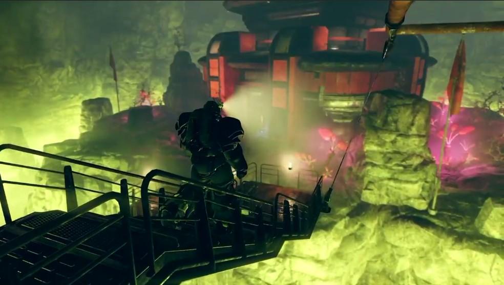 Fallout 76: Wasterlanders é a nova expansão do RPG online da Bethesda — Foto: Reprodução/Bethesda