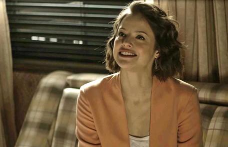 No sábado (2), Josiane (Agatha Moreira) será presa pelo assassinato de Jardel (Duio Botta) Reprodução