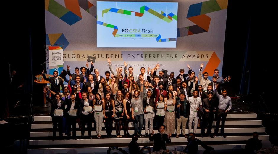 Final do GSEA em Toronto, no Canadá. Neste ano, prêmio ocorre na China (Foto: Divulgação)
