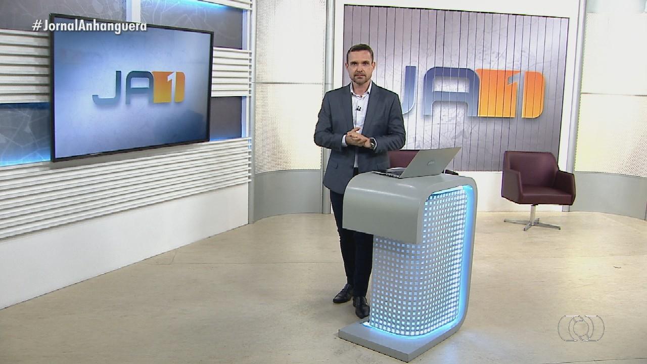 Confira os destaques do Jornal Anhanguera 1ª Edição desta segunda-feira (22)