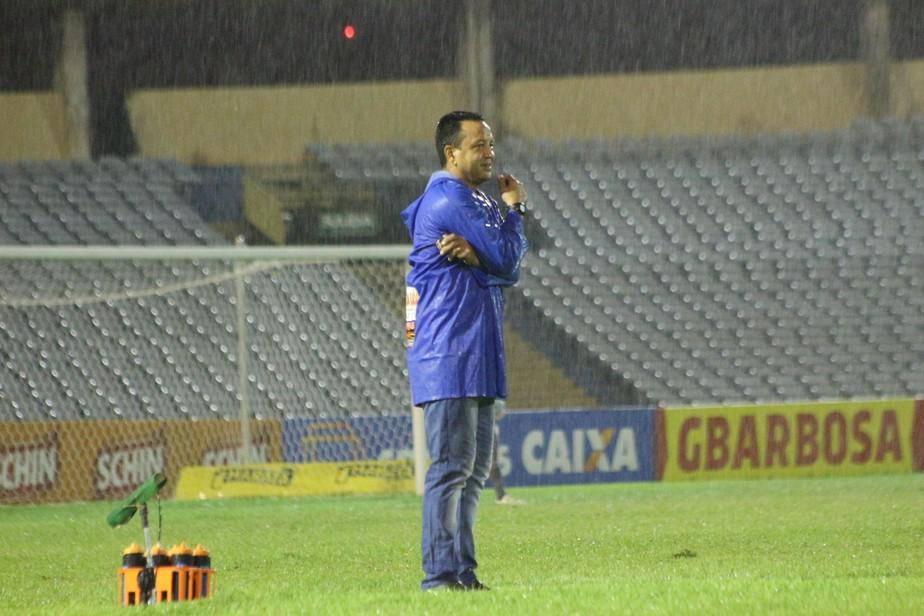 Atrás de padrão, Koba tira lição da Copa do Nordeste: