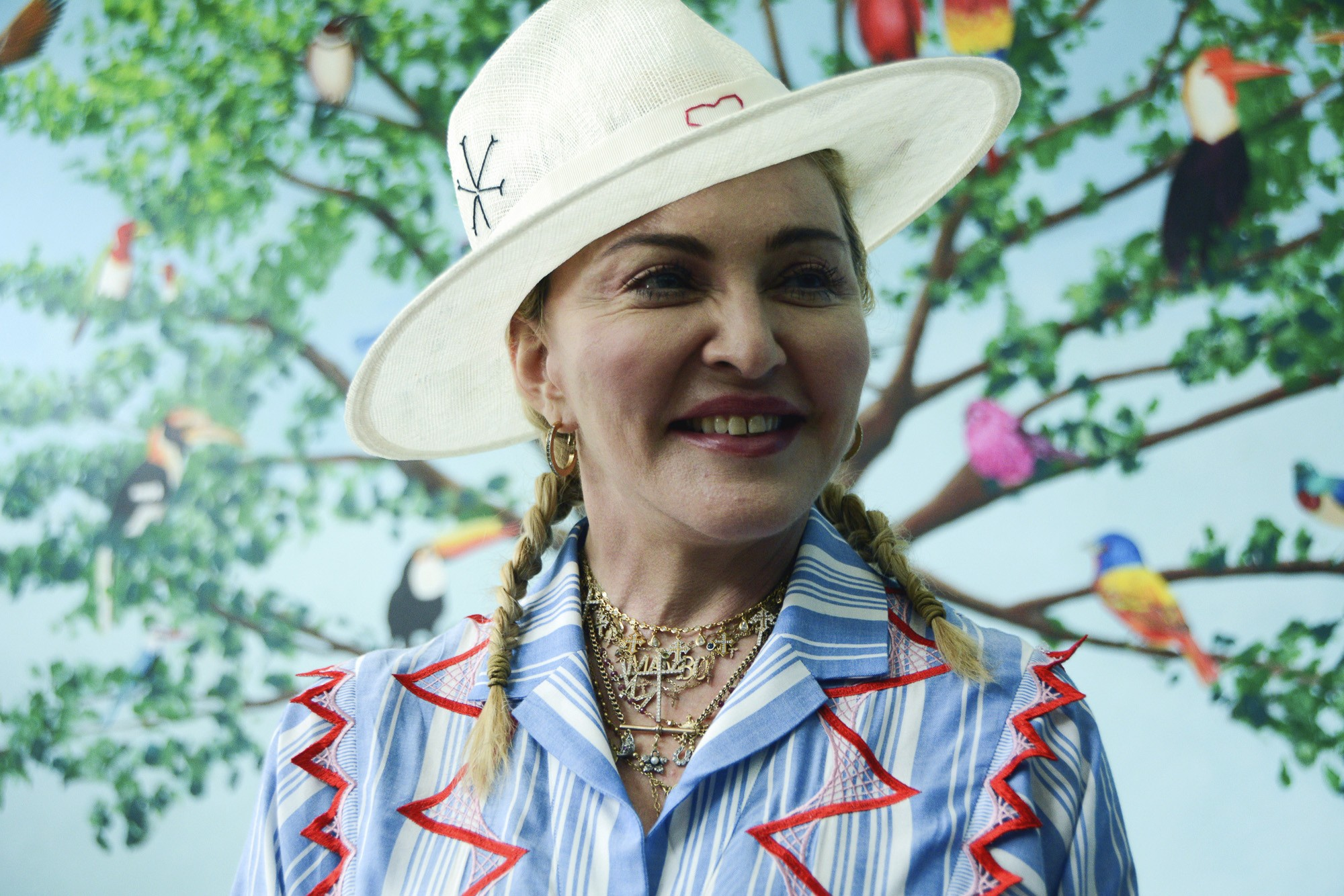 Madonna prepara festa para comemorar seus 60 anos em Marrakech, no Marrocos 2