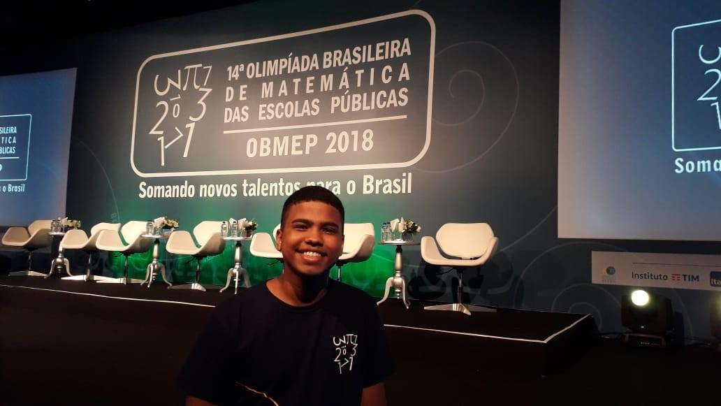 'Olimpíada de Matemática me ajudou a passar em medicina', diz amapaense medalha de prata no torneio - Notícias - Plantão Diário