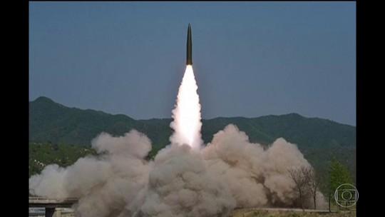Coreia do Norte diz que fez teste de 'ataque de longo alcance'
