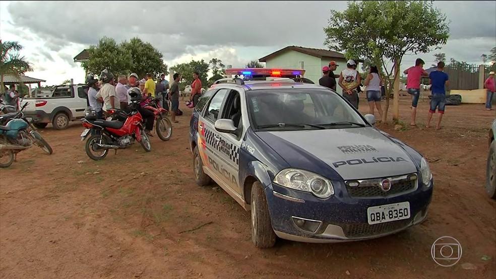 Chacina chocou moradores da região e acusados não foram a julgamento até hoje (Foto: Reprodução)